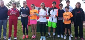 Finalizó Torneo Copa Babolat Alevín e Infantil en C.T. Sportem