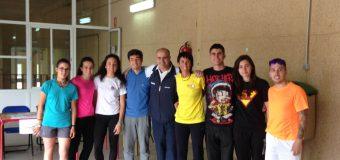 La Federación Extremeña de Tenis colabora en el Día de la Raqueta
