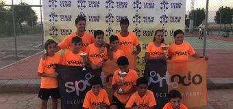 SportOcio doble campeón alevín por equipos