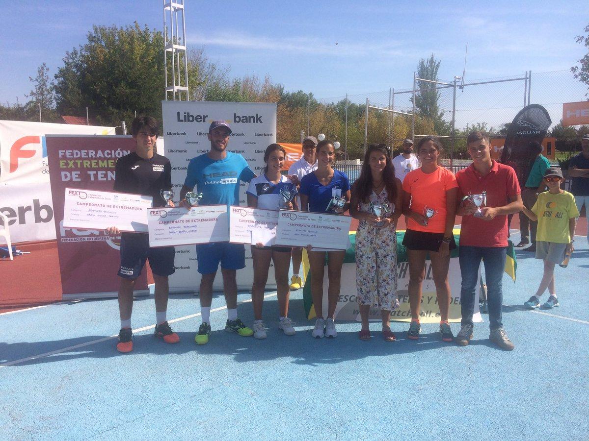 Campeonato de Extremadura Absoluto Liberbank 2017
