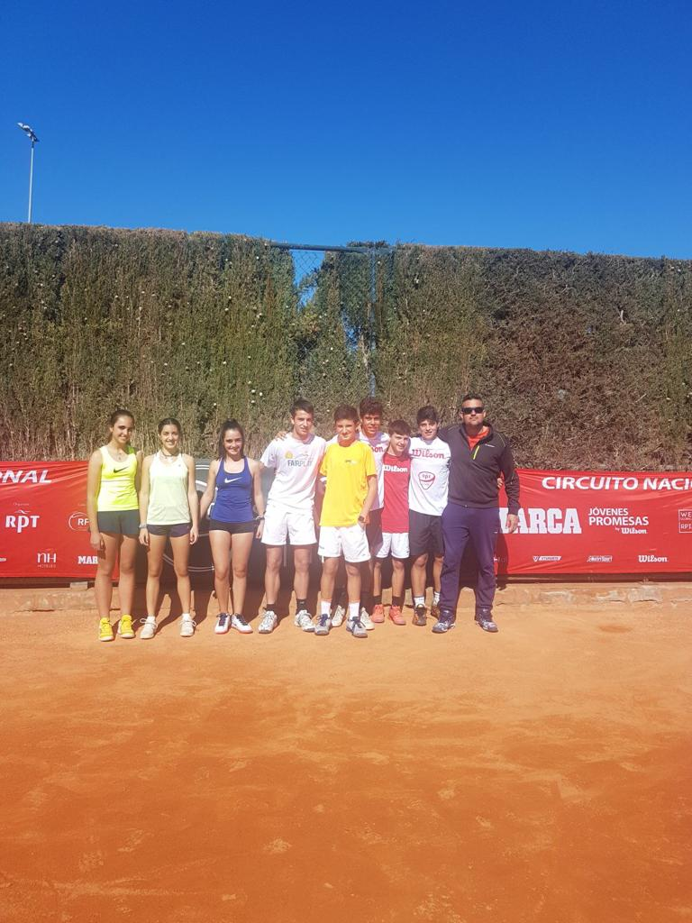 Torneos y Campeonatos Nacionales 2018