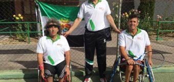 Cuarto puesto en el Campeonato de España por CCAA
