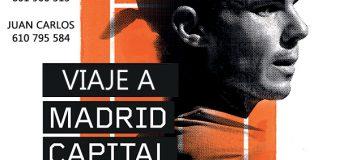 Viaje al Mutua Madrid Open