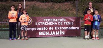 Campeonatos benjamín, alevín, cadete y Torneo de Talavera