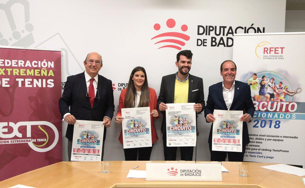 Presentación CIRCUITO AFICIONADOS 2018 de Extremadura