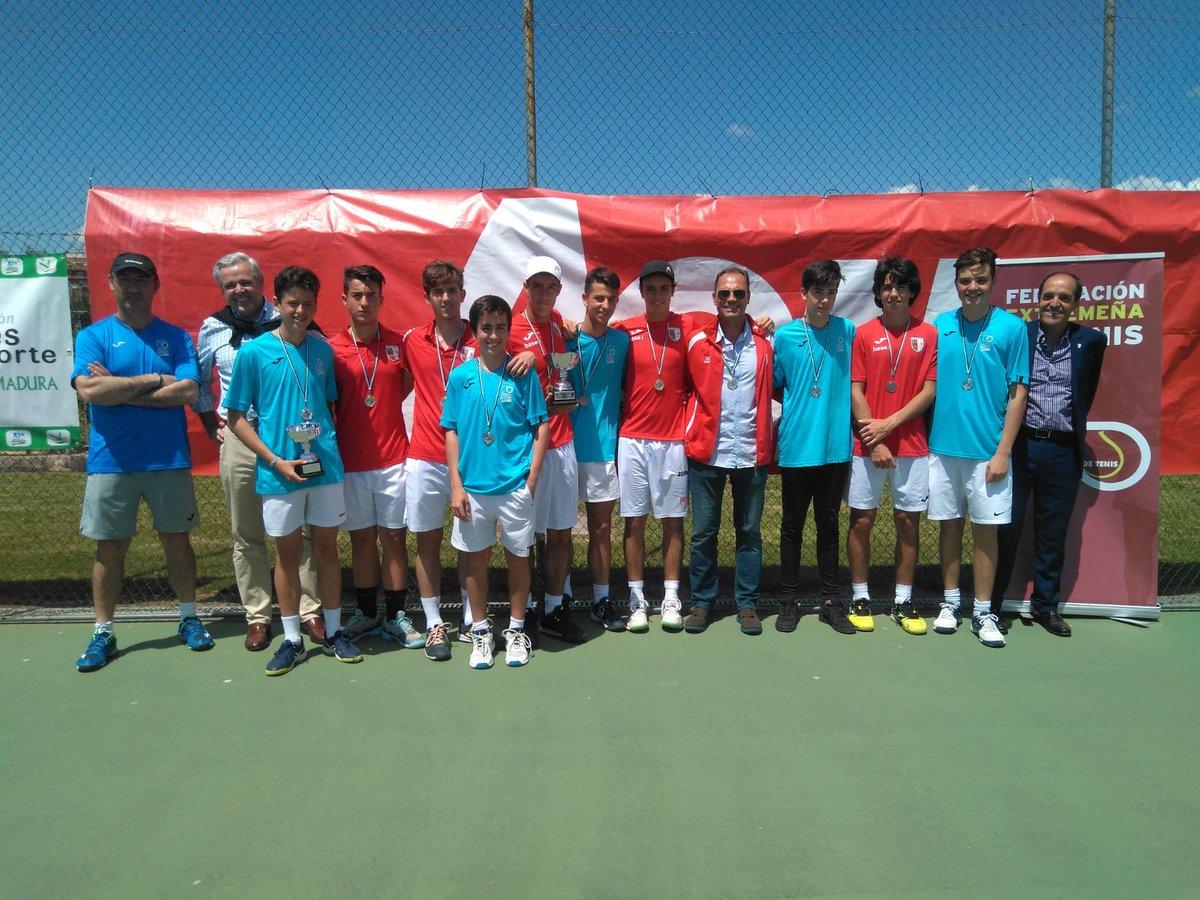 Casino y Cabezarrubia se adjudican el Junior por Equipos