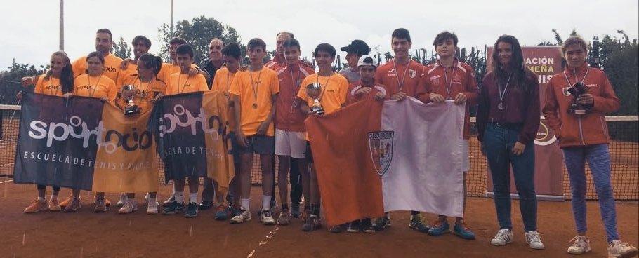 Campeonato Infantil por equipos