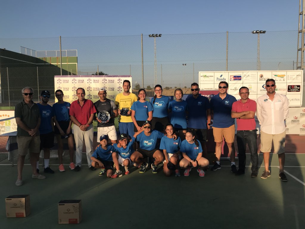 Quino Muñoz gana el XXVIII Open Ciudad de Lares