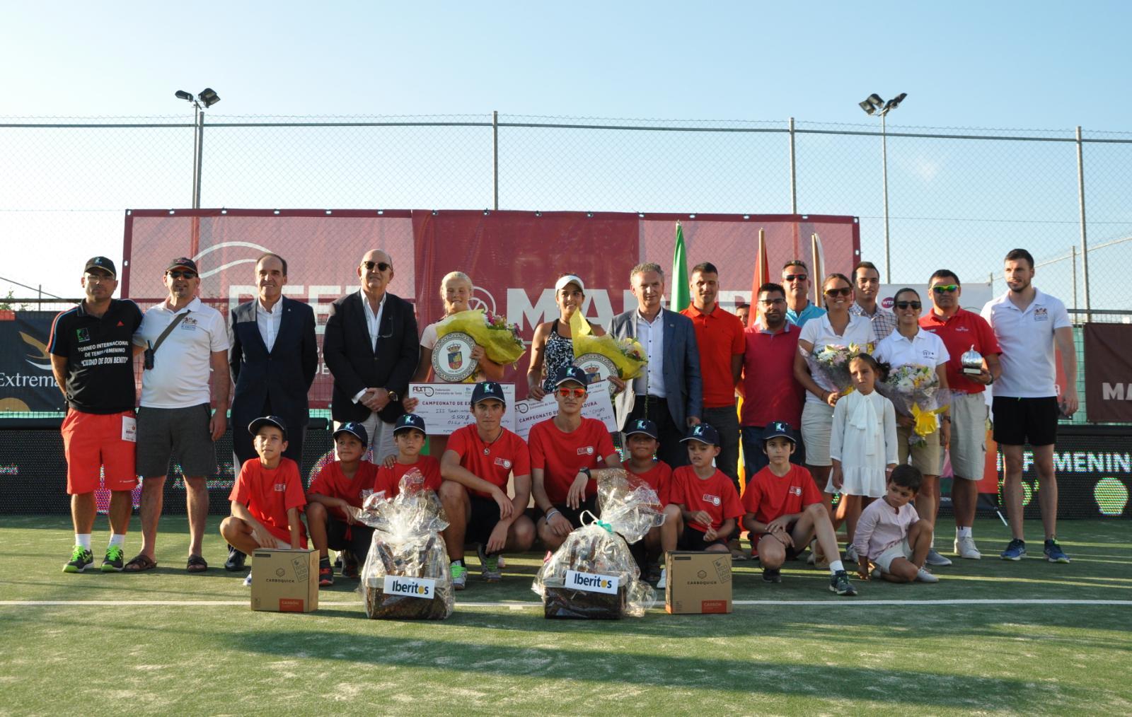Final Torneo Ciudad de Don Benito