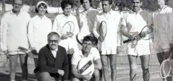 Fotos antiguas del tenis extremeño