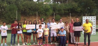 David Plasencia y Ana Morgado Campeones de Extremadura Absoluto  en la SHL de Badajoz