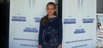 Inés Durán ganadora de Las Becas Excellencia